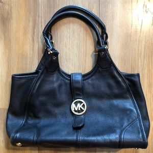 Purse + MK Leather Protector